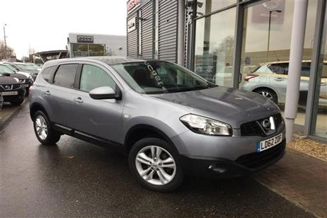 Nissan QASHQAI+2 HATCHBACK 5-DOOR used UNIDENTIFIED