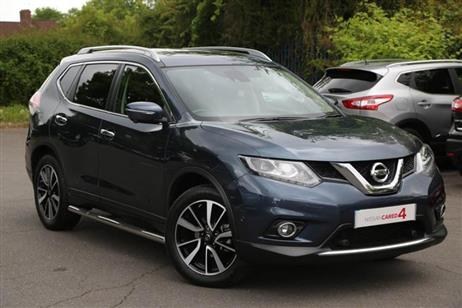 Nissan X-TRAIL STATION WAGON 5-DOOR used 4X4