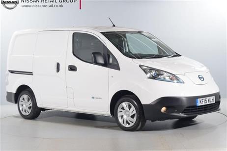 Nissan ENV200 PANEL VAN used UNIDENTIFIED