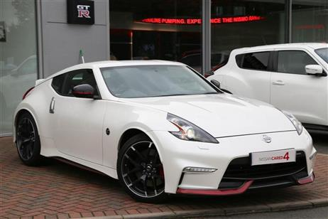 Nissan 370Z COUPE 2-DOOR used SPORTS CARS