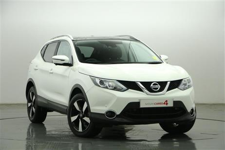Nissan NEW GENERATION QASHQAI used CROSSOVER