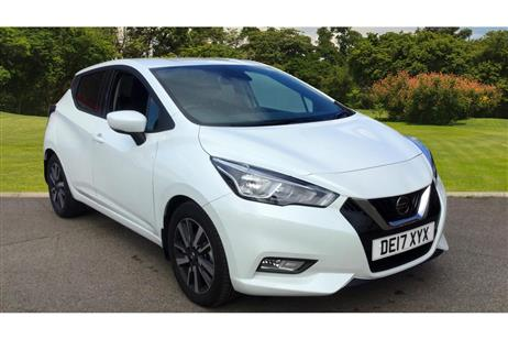 Nissan MICRA HATCHBACK (ALL NEW) used CITY CARS