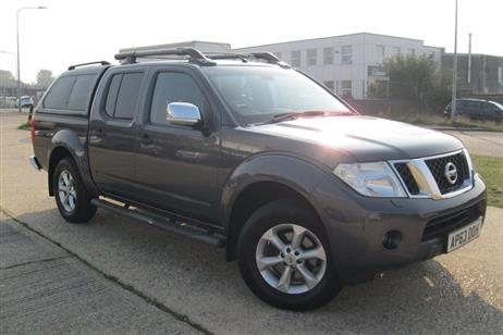Nissan NAVARA used UNIDENTIFIED