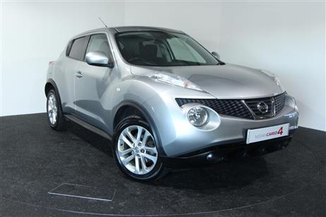 Nissan JUKE HATCHBACK 5-DOOR used CROSSOVER