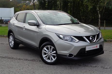 Nissan NEW GENERATION QASHQAI used CROSSOVER