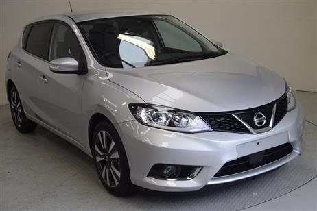 Nissan PULSAR HATCHBACK 5-DOOR used CITY CARS