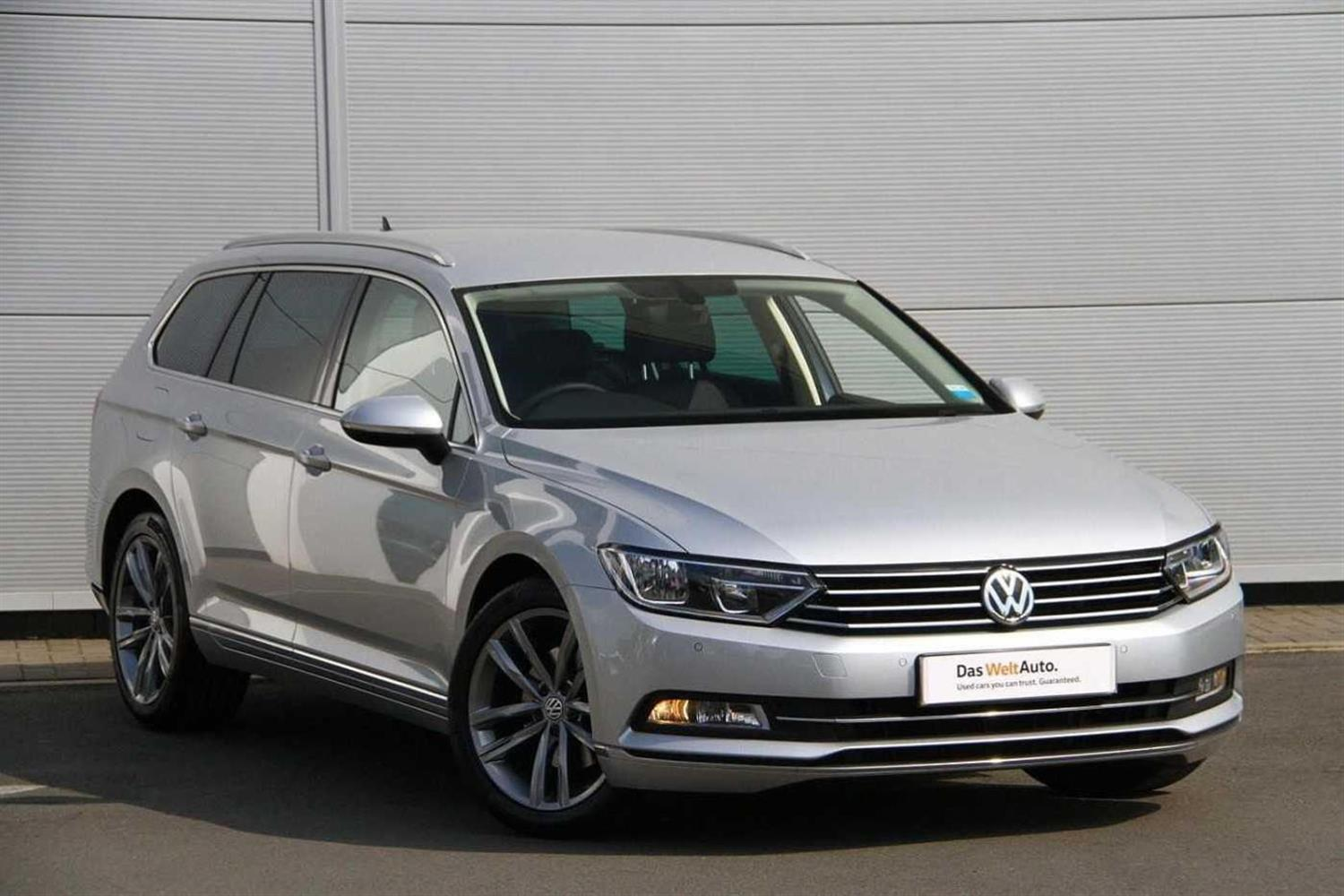 2016 Passat MK8 Estate 2.0 TDI GT (150 PS) for Sale in Edinburgh