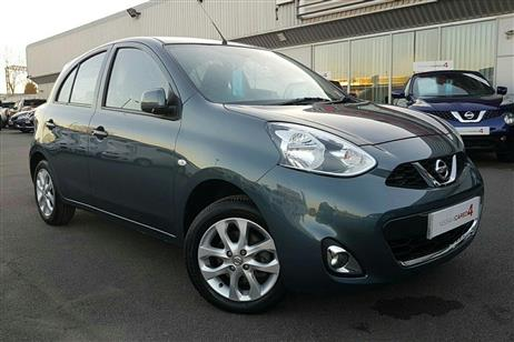 Nissan MICRA HATCHBACK 5-DOOR used CITY CARS