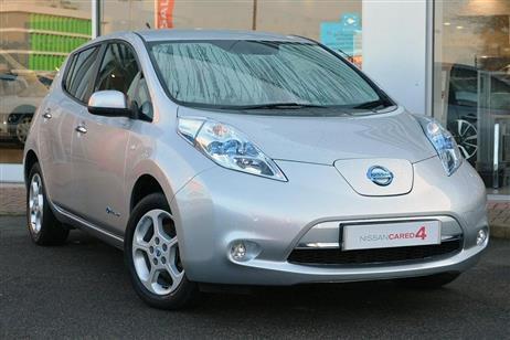Nissan LEAF 5 DR HATCHBACK used ELECTRIC VEHICLES